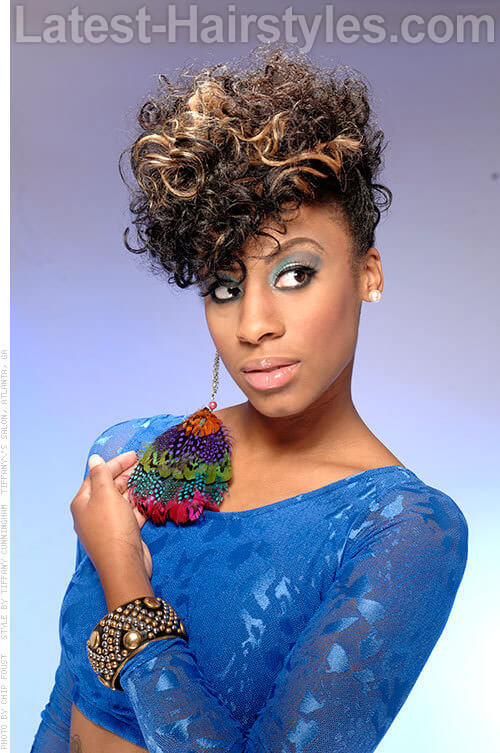Brilliant 20 African American Hairstyles To Get You Noticed Short Hairstyles Gunalazisus