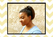 Sleek Ponytail Tutorial