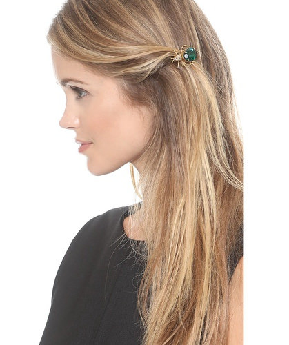 Dauphines of New York bejeweled barrette