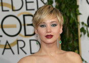 2014 Golden Globe Awards Hair