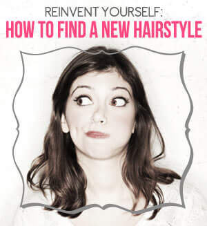 How to Find a New Hairstyle
