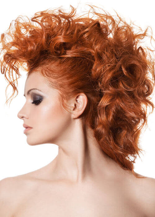 Marvelous 15 Tried And True Hairstyles For Long Curly Hair Hairstyles For Women Draintrainus