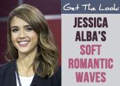Jessica Alba hair tutorial