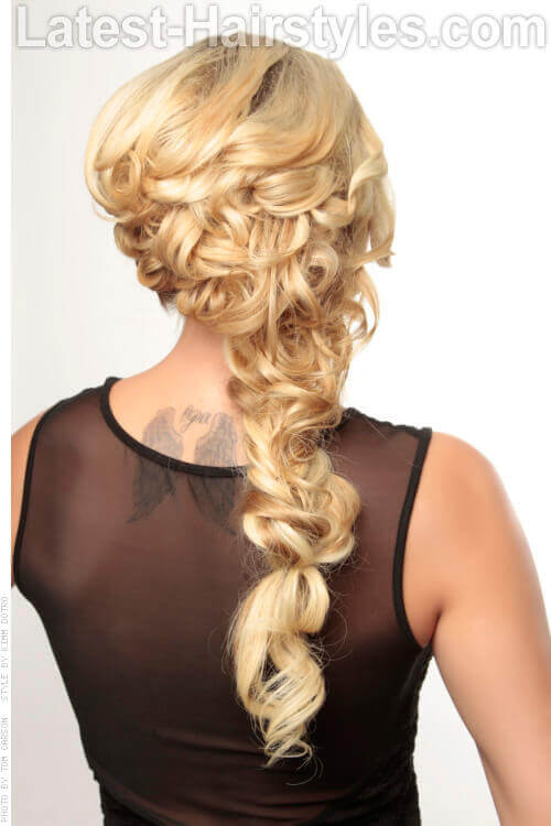 Prime 14 Gorgeous Braided Updos You Must Try Short Hairstyles Gunalazisus