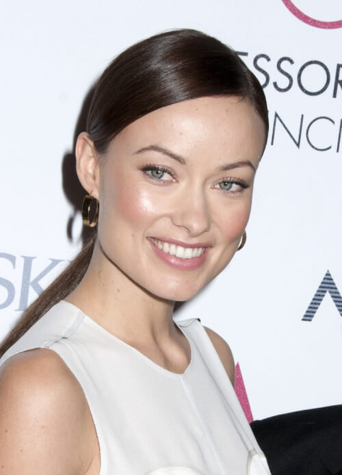 Olivia Wilde celebrity hairstyles