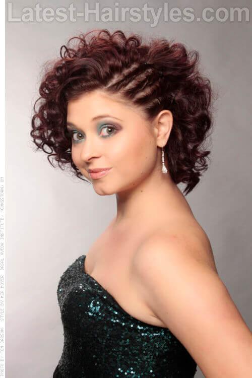 Enjoyable 14 Gorgeous Braided Updos You Must Try Short Hairstyles For Black Women Fulllsitofus
