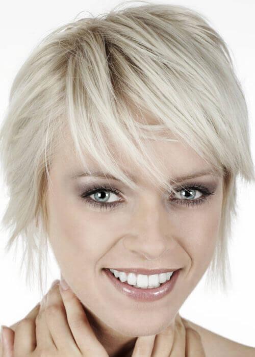 Marvelous 20 Fun Amp Spunky Short Blonde Hairstyle Ideas Hairstyles For Men Maxibearus