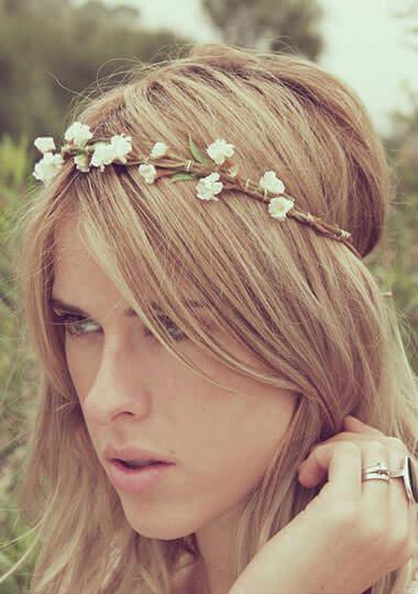 Gardenhead Princess Bride Floral Crown
