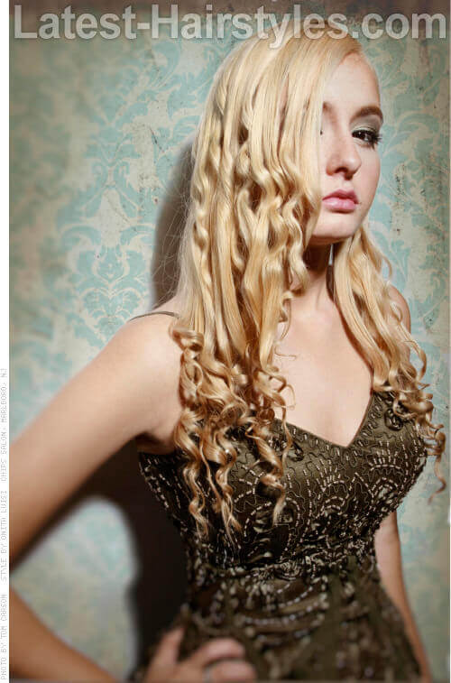 Incredible 25 Cute Prom Hairstyles Guaranteed To Turn Heads Hairstyles For Women Draintrainus