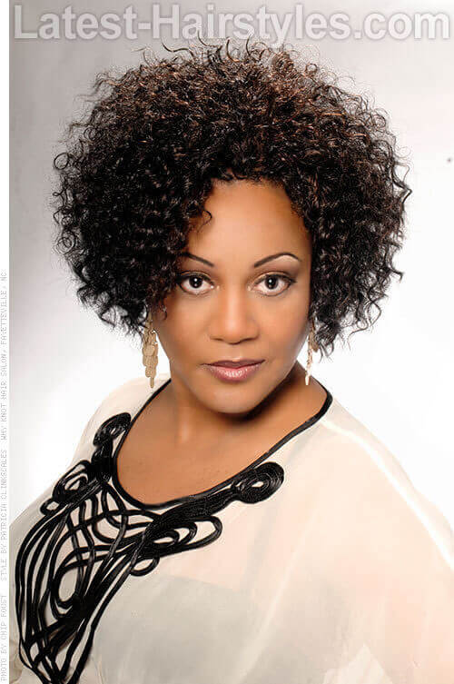 Pleasing Add Some Spring To Your Hair With These Curly Hairstyles Short Hairstyles For Black Women Fulllsitofus