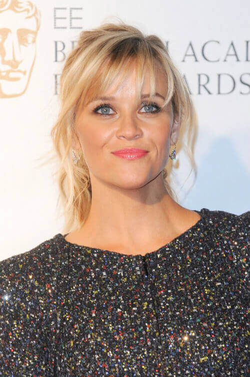Reese Witherspoon Ponytail with Texture and Volume