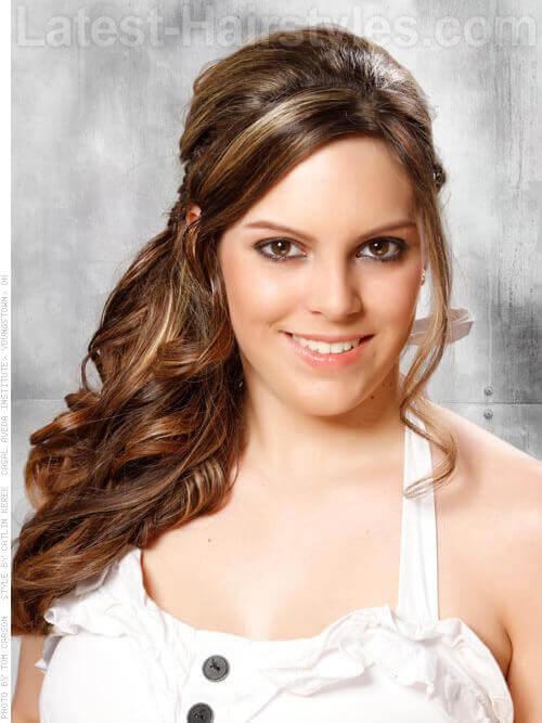 38 Cute Prom Hairstyles Guaranteed To Turn Heads