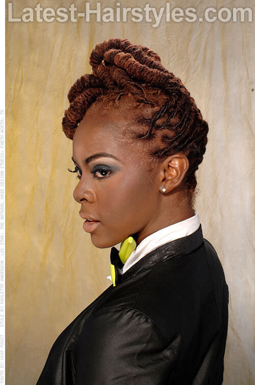 Strange 17 Amazing Prom Hairstyles For Black Girls And Young Women Hairstyle Inspiration Daily Dogsangcom