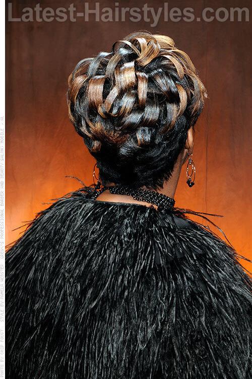 curly sue tight curls short cut