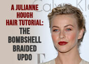 Julianne Hough Hair Tutorial