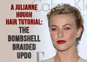 Julianne Hough Hair Tutorial