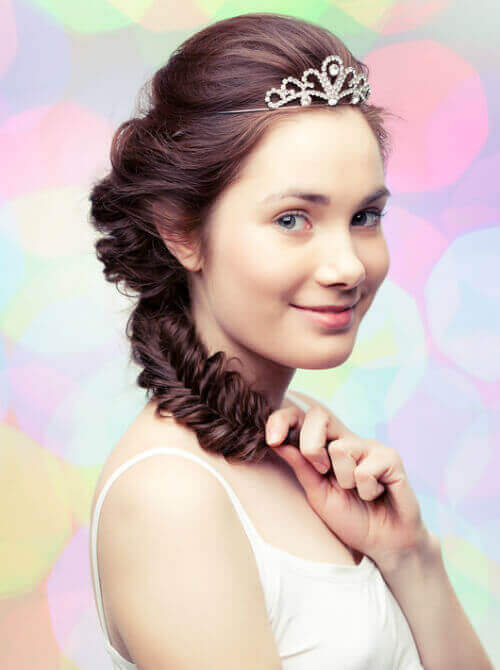 Princess Hairstyles: The 11 Most Charming Princess Hairstyles