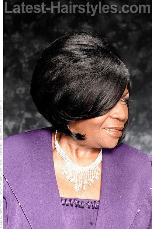 Timeless Beauty Bob Hairstyles For Black Women