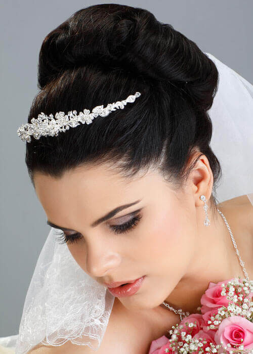 Delicate Diva Crown Hairpiece