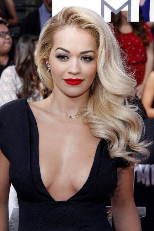 Rita Ora - MTV Movie Awards 2014