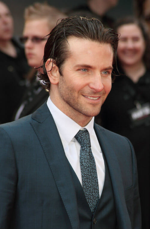 Classic Slicked Back Hairstyle for Guys