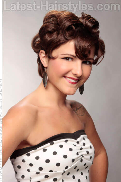 10 Retro Hairstyles Throwback Your Hair With Retro Hairstyles
