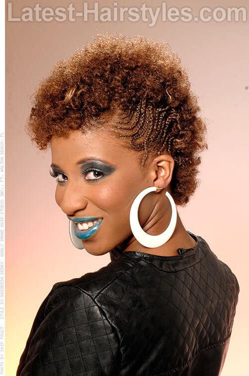 Wondrous The 6 Best Summer Cornrow Hairstyles Ever Created Short Hairstyles For Black Women Fulllsitofus