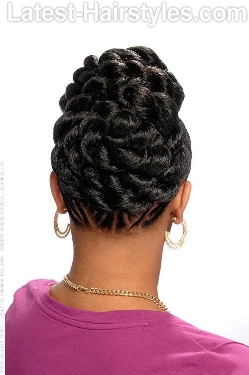 Styles: How to Braid African American Hair Like The Pros