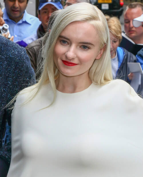 Grace Chatto Summer Hairstyle