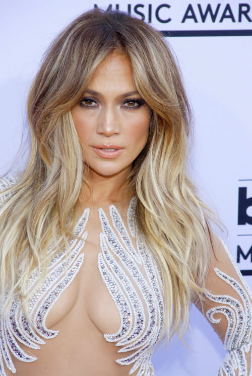 Jennifer Lopez Summer Hairstyle