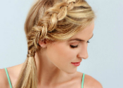 Most slip-and-slide Teen hairstyles for prom want find