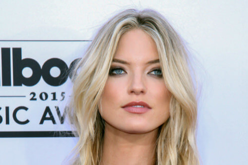 Martha Hunt Summer Hairstyle