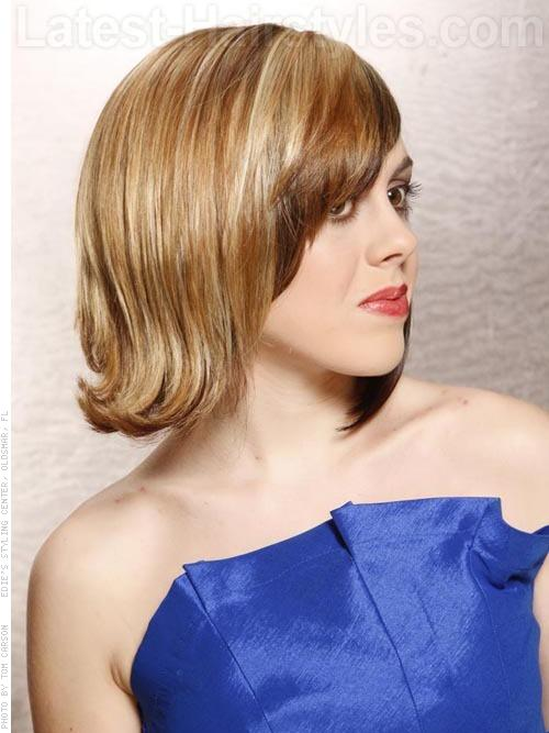 Terrific 15 Medium Hairstyles With Bangs Our Latest Faves Short Hairstyles Gunalazisus