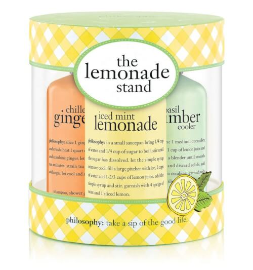 Philosophy The Lemonade Stand Kit