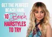 Beach Hair Ideas