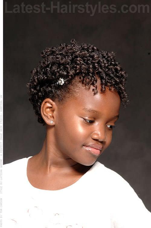 Short Curly Sue Cutie
