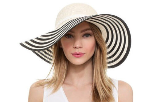 floppy summer hat