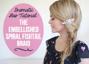 Side Fishtail Braid Tutorial