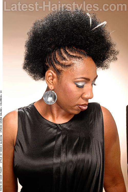 12 New Dazzling Crochet Braid Styles For Black Women