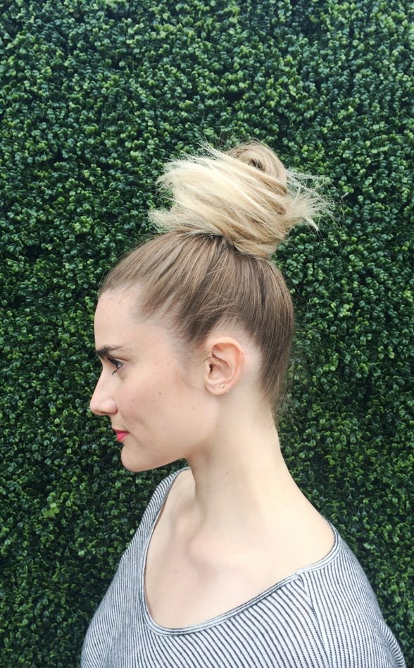 Perfect Pretty Hair Bun