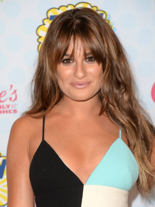 Lea Michelle Teen Choice Awards 2014