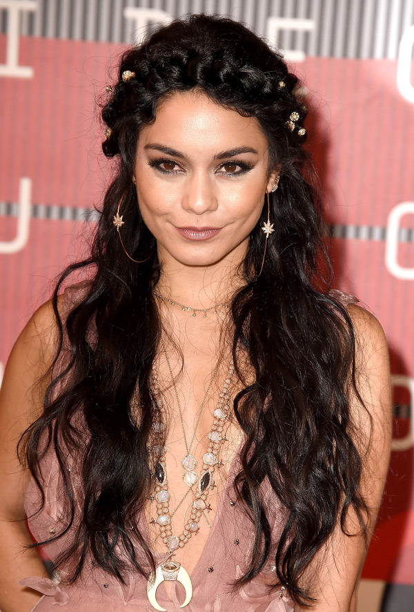 Vanessa Hudgens - Best Hairstyles of the 2015 VMAs