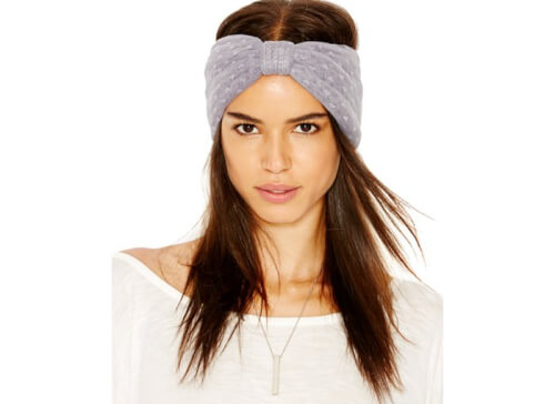 BCBGeneration Heart Mesh Headwrap