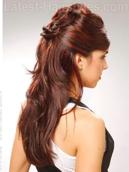 Phenomenal Peekaboo Highlights The Perfect Way To Zest Up Your Tresses Short Hairstyles Gunalazisus