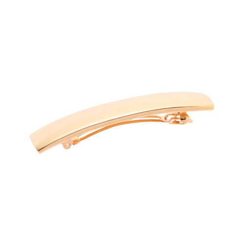 J. CREW Wide Metallic Barrette