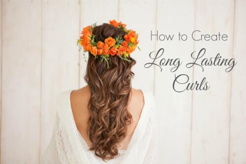Long Lasting Down Curls