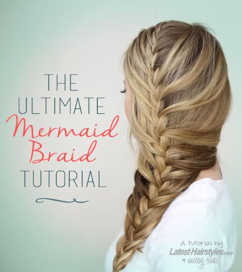 The Ultimate Mermaid Braid Tutorial for Beginners and Experts Alike