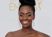 Teyonah Parris Bun Emmys