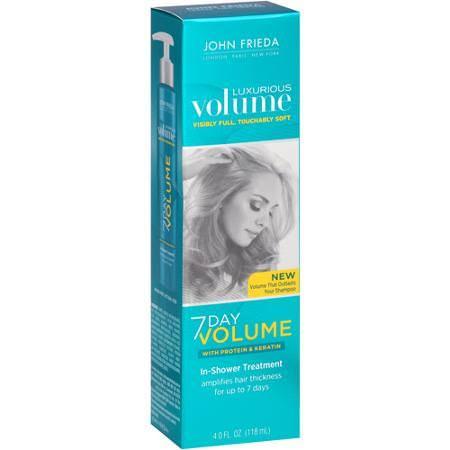 John Frieda Luxurious Volume 7-Day Volume Treatment