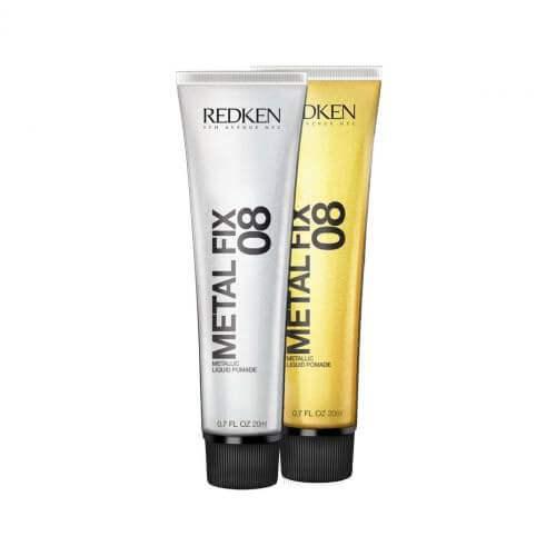 Redken's Metallic Fix Liquid Pomade
